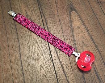 Binky Clip, Pacifier Clip, Baby Clip, Toy Clip, Pacifier Leash