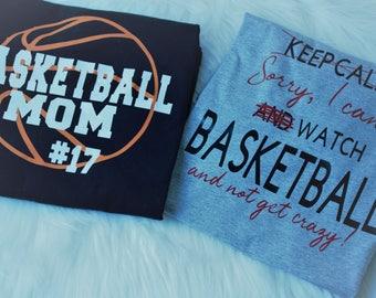 Basketball mom t shirts/Basketball mom shirts/Basketball mom/Basketball mom quotes/Basketball shirts/Basketball t shirt designs/Basketball/