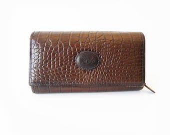Vintage Peridot Wallet