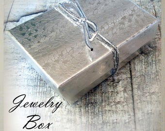 Jewelry Box for your Necklace Purchase