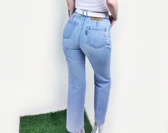 VTG 80's kickflare jeans RARE