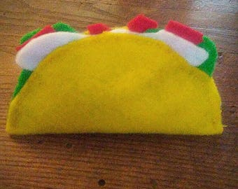 Three Taco Supreme Cat Toys (3)