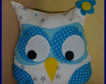 My Blue little OWL music