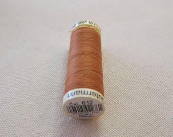 Sewing thread Brown n 612 Gütermann 100% polyester