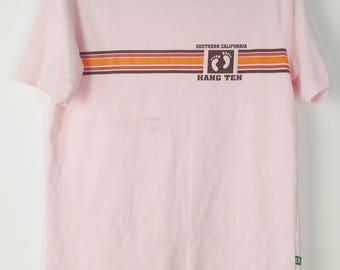 Vintage Hang Ten Shirt Southern California Size L