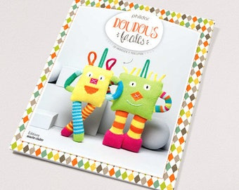 Knitted toys book easy 848
