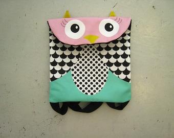 OWL nursery/preschool backpack