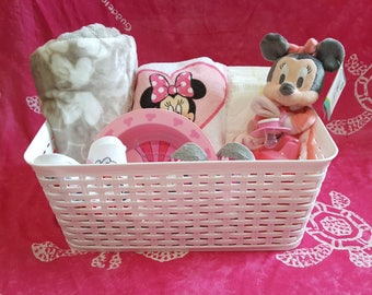 Baby MINNIE basket