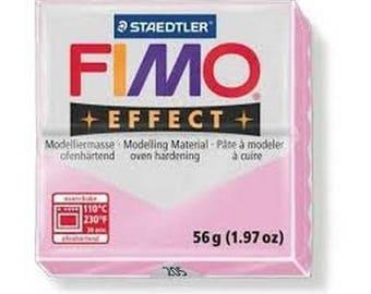 Pink pastel Fimo No. 205 56gr