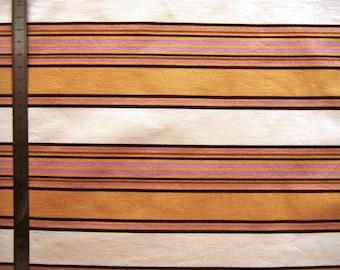 Coupon colors stripes fabric stretch 1 m 30 x 1 m 60