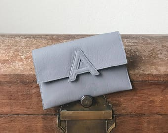 Handcrafted Leather Clutch | Evening Bag
