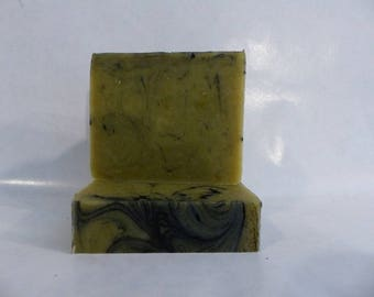 Cool Water for Men - Cold Process All Natural Handmade Soap