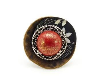 PANDORA ring by kumka