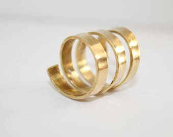 Brass Ring inspired from Ancient Greece