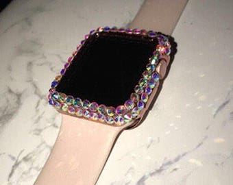 Apple Watch Series 1,2,3 Swarovski Crystals Case