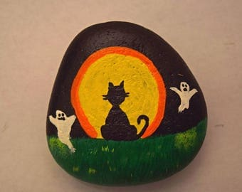 All Hallows Eve Paper Weight