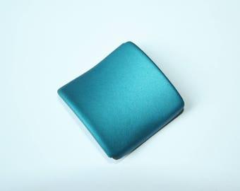 Pearl acrylic Blue Diamond 4cm