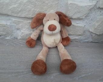stuffed dog soft toy