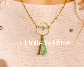Chic and Bohemian 42 cm long necklace