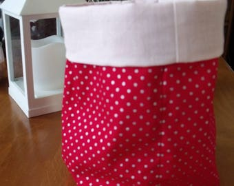 reversible fabric Organizer basket