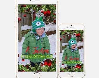 christmas snapchat geofilter, christmas filter, christmas snapchat filter, christmas theme filter, winter filter,