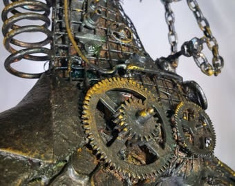 """Steampunk Horse For Sale """"Rusty"""""""