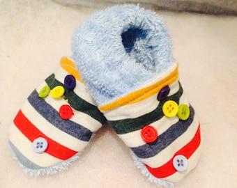baby 0 / 3 months cotton stripe pattern