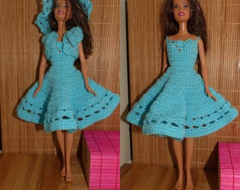 Set of 2 outfits for Barbie doll 3