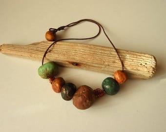 Fashion ethnic style necklace