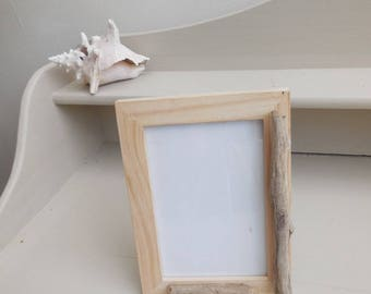 Photos with Driftwood frame