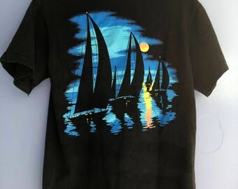 Vintage Bahamas Pocket T Shirt