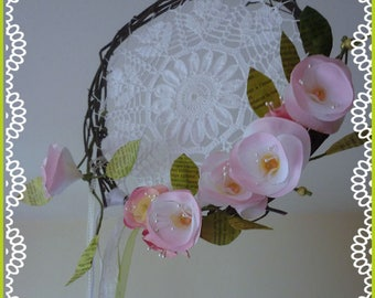 Decoration: dream or not, decoration, floral doily
