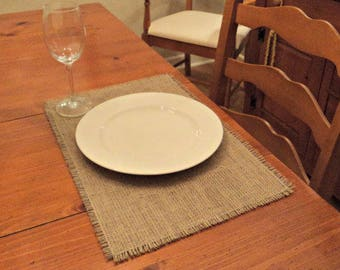 NEW COLLECTION COUNTRY FARM PLACE MATS SET OF 4