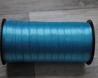 Ribbon 10 mm blue satin, different colors