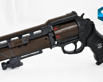 Fatebringer  hand cannon prop