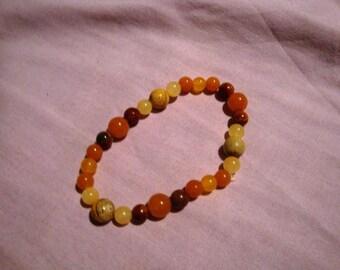 The morning sun bracelet