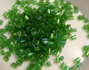 Beads Green tube, 5 g sachet