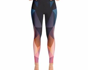 Yoga Leggings | Santa Fe High-Waist Workout Pants