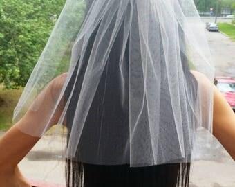 Bachelorette Party Veil