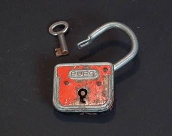 OLD VINTAGE lock