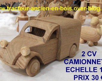CAR 2 CV TRUCK WHEELS
