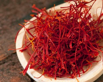 Saffron Threads, 1 gram, Local and Fresh