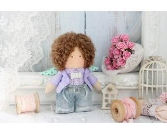Tilda doll, Angel ALEXANDER, tilda boho doll, doll, tilda textile, textile doll, handmade doll, handmade doll