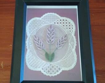 table Lavender sprigs