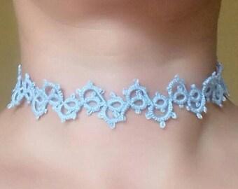 Set: necklace, bracelet
