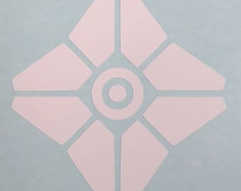 Destiny Ghost Vinyl Decal #2