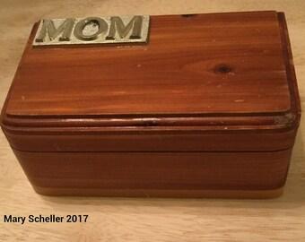 Mom Trinket Box