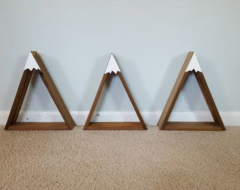 Snow Peak Triangle Mountain Shelves - Set of 3
