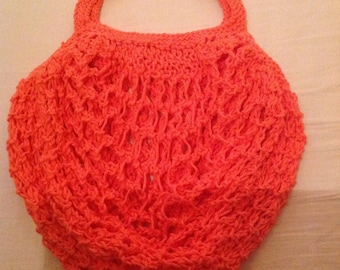 Practical, lightweight and stretchy net bag