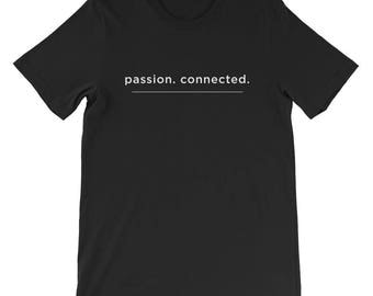Passion Connected T-Shirt 2018 Olympics winter pyeongchang team usa ice hockey figure skating luge bobsled snowboarding skiing winter games